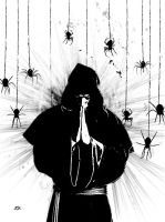 The Spiders All In Tune by A-Figure-in-Black