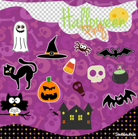 Halloween Png by Sheiilachela