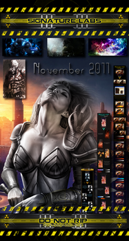November 2011 Sig-Labs Pack by BiffTech