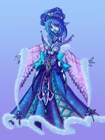 Ice Queen design by DigiAvalon