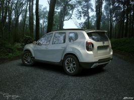 Dacia Duster Tuning 6 by cipriany