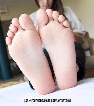 Ilsa IMG 7982 tagged by FootModeling503