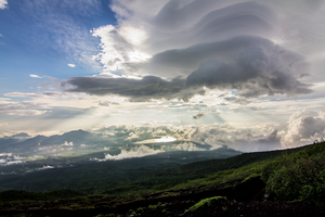 Fuji Supercell by TimGrey