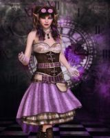A Walk Through Time by RavenMoonDesigns