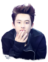 Do Kyungsoo by JacquelineV