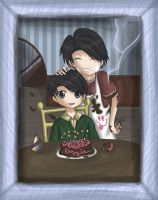 Regulus' Birthday by kinyee