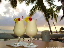 Pina Coladas in Paradise by AcidEnergy