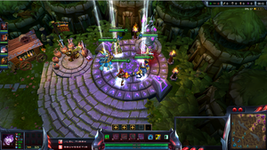 League of Legends Nocturne Overlay by Melificence