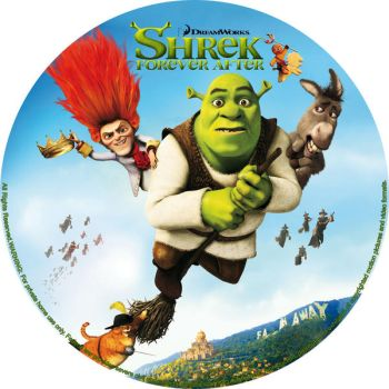 Shrek Forever After by michael160693