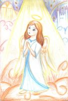 Angel of Hope by LuezA-35