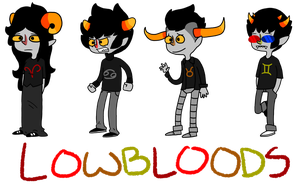 The Low-Bloods by Turtlestarf