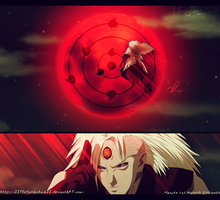 Naruto 676 Shine Over The World by IITheYahikoDarkII