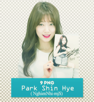 Pack PNG Shin Hye by NghienNhi-mjS
