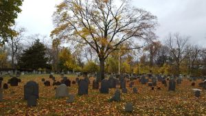 Congregational Burial Ground by GUDRUN355