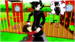 [MMD] Jaden loves Chazz and Chazz Loves Jaden by GumiCandy