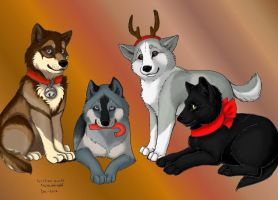 Family of Wolves by StoryMaker91