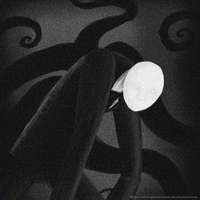 Slender Man by Roselinath