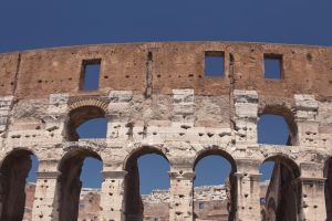 Colosseum detail by theGuffa