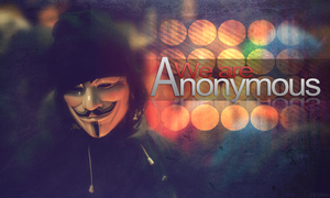 Anonymous by ChiKko07