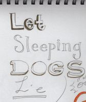 Let sleeping dogs lie by severusgraves