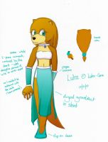 Lutra Reference by Lutra-Gem