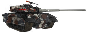 ICA Heavy Tank - Konigstiger (King Tiger) by Lionel23