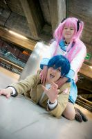 Angel Beats! - Attack!! by YumiAznable
