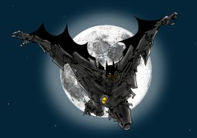 BATSCREAM by D34tHn0Te