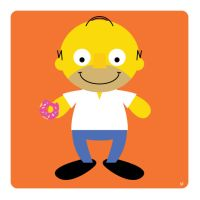 homer by striffle
