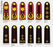 New ISB Officer Ranks by Ienkoron