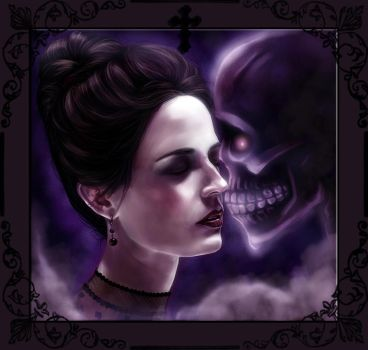 Vanessa Ives by rosabelieve