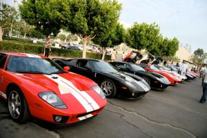 Ford GT National Rally II by TheCarloos