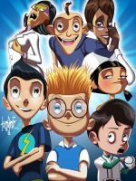 Meet  the Robinsons by manukongolo