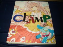 All About CLAMP by sealandangel