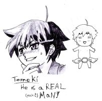 Tomoki A Real Man by DeathGod1994