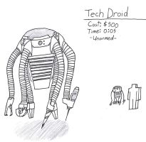 CABAL Tech Droid by 0verlordofyou