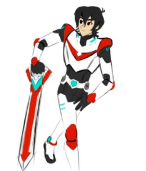 Keith digital doodle by IrkenQuil