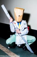 Anime Boston 2015 - Dr. Faust by VideoGameStupid