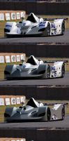 BMW-W12 LMR steps by Morfiuss