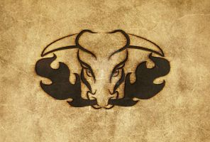 Bull Logo by artfullycreative