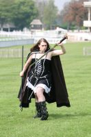 Gothic maiden warrior 10 by Random-Acts-Stock
