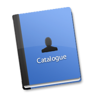 Catalogue Book Icon by jordygreen