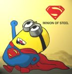 Minion Of Steel by scratchandart