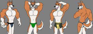 Tora's Underwear by MetalExveemon