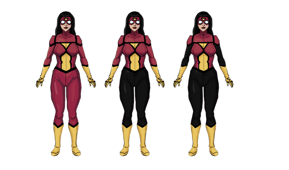 Spider-Woman by jsenior