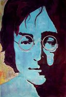 John Lennon by GaryMcLoughlin
