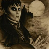 Barnabas Collins by JorgeMota