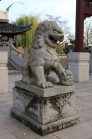 Chinese garden Stock 09 by Malleni-Stock