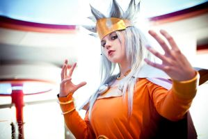 Chrono Trigger - Queen Zeal 2 by LiquidCocaine-Photos