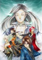 Storm Of Oblivion: FF7 Doujin by ShiroiNeko-sama